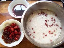 红枣桂圆粽的简单做法