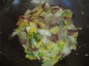 牛肉烧白菜粉丝怎么煮
