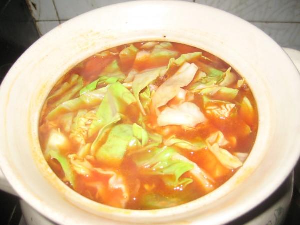 红菜汤的简单做法