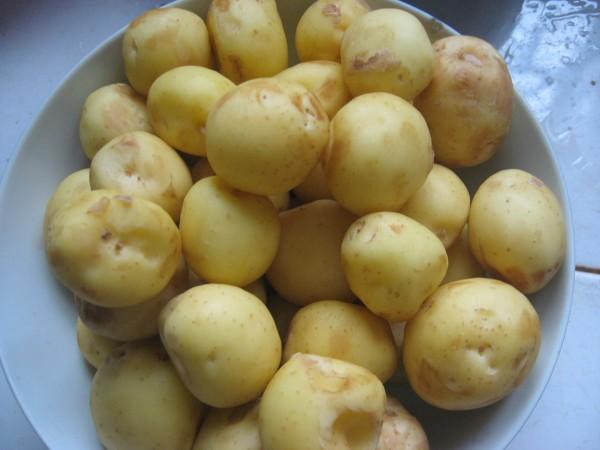 红烧小土豆的做法大全