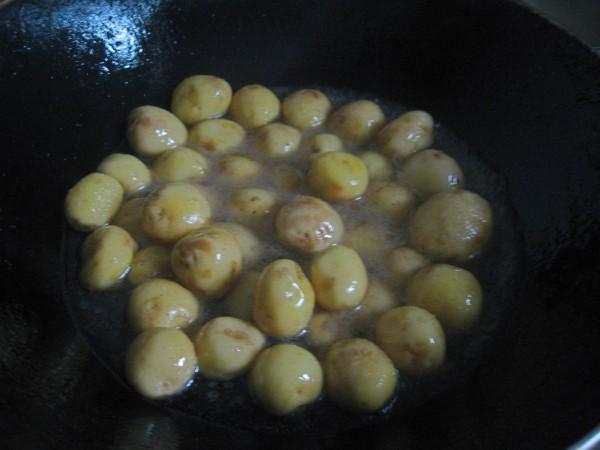 红烧小土豆的家常做法