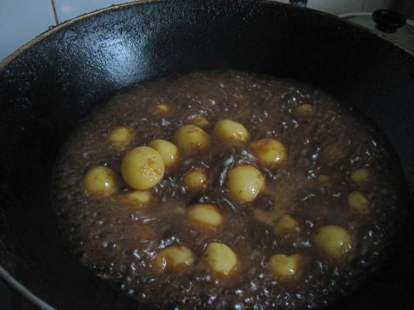 红烧小土豆的简单做法