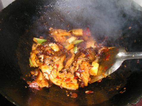 红烧肉焖蒸萝卜干怎么炒