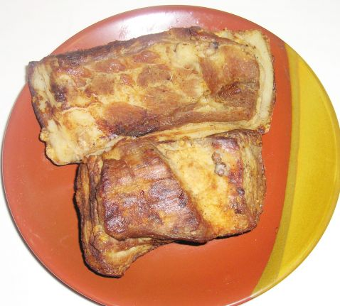红烧肉焖蒸萝卜干的做法图解