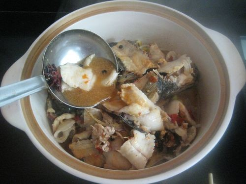 水煮鱼怎样炖