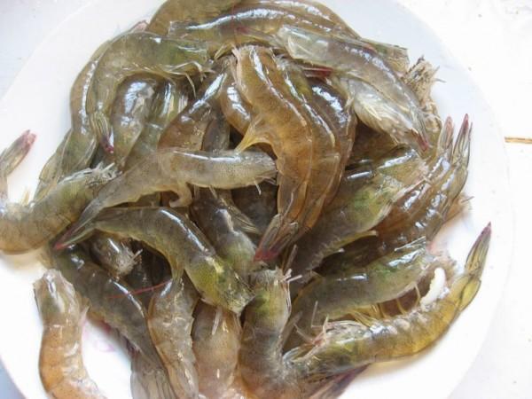 蒜香对虾的做法大全