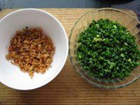 韭菜苔馄饨的做法图解