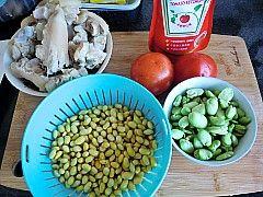 茄汁猪蹄炖黄豆的做法大全