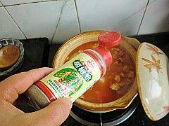 茄汁猪蹄炖黄豆怎样煸