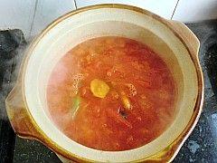 茄汁猪蹄炖黄豆怎么煮
