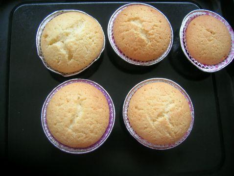 奶香玛芬小蛋糕怎么吃