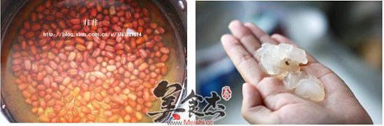 红豆炖雪蛤的做法图解