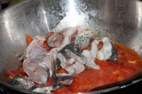 开胃蕃茄鱼的简单做法