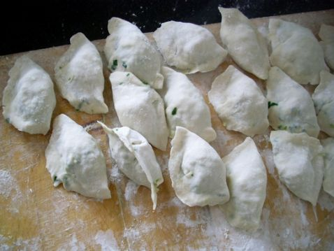 芹菜猪肉馅饺子怎么做