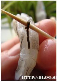 西芹百合酿虾球的做法图解