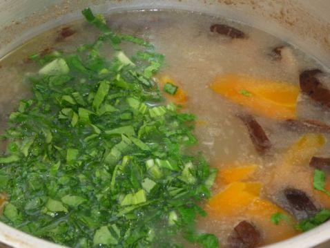 米香排骨粥怎么吃