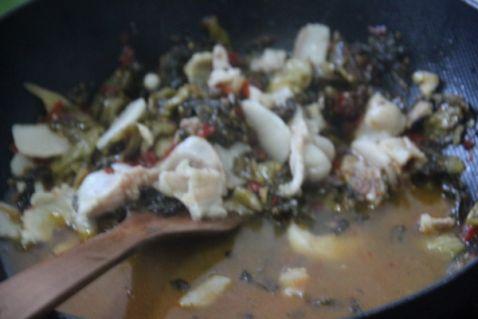 爱心酸菜鱼的家常做法