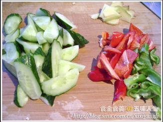 蒜香干锅牛蛙的做法图解