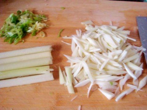 奶汤蒲菜的做法图解