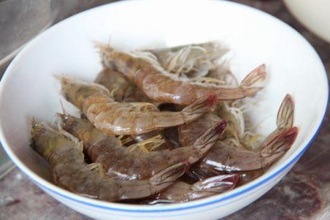 盐水明虾的做法图解