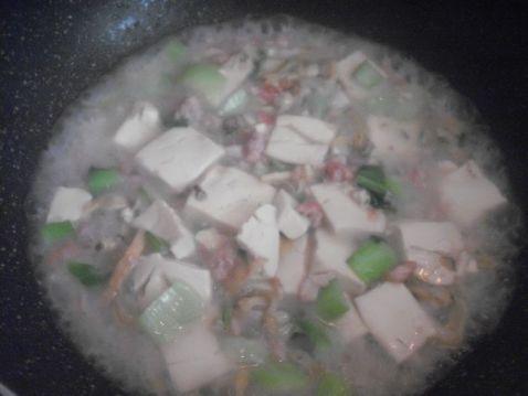 蛤肉豆腐怎么吃