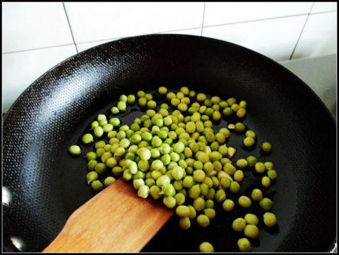豌豆玉米番茄烩的简单做法