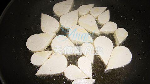荷花豆腐怎么吃
