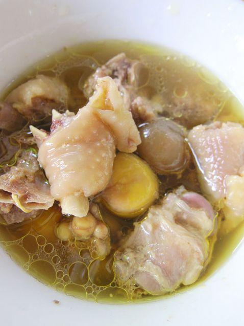 田七炖鸡怎么煮