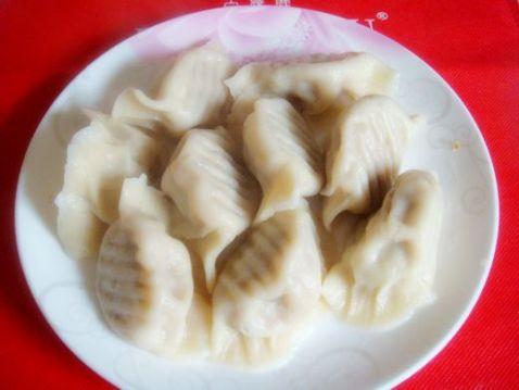 蒲菜水饺怎样炖