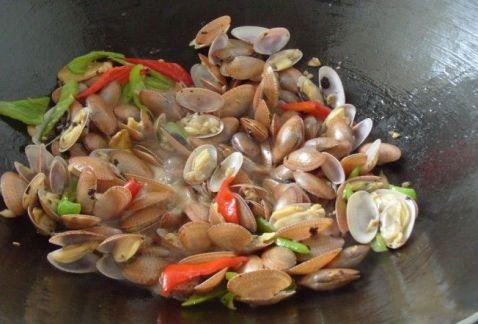 爆香文蛤怎么吃