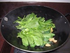 清炒油菜花的家常做法