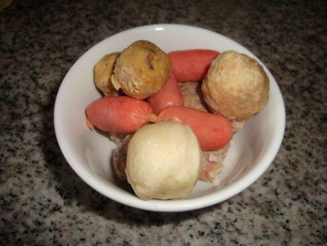 香菇肉丸海带汤的做法大全