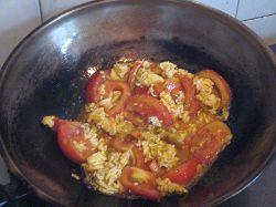 菜籽油番茄炒蛋怎么做