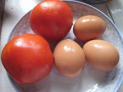 菜籽油番茄炒蛋的做法大全