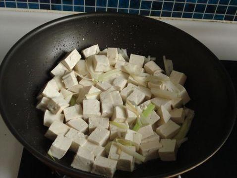 葱油豆腐怎么吃