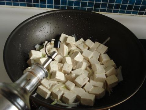 葱油豆腐怎么做