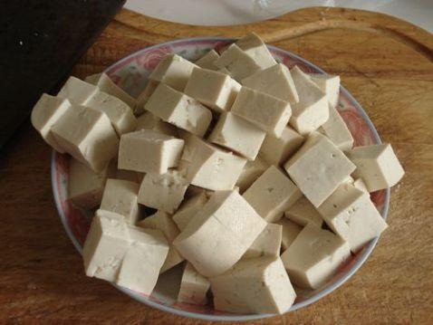 葱油豆腐的做法大全