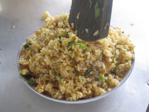 菜籽油蛋炒饭怎么煮