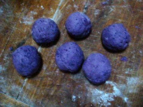 紫薯酥饼怎么煮