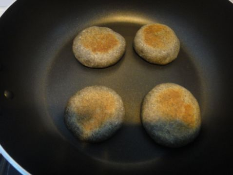 黑芝麻红豆饼怎样做