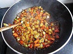 酱烧豆腐土豆丁怎样炒