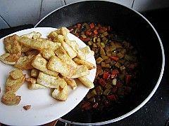 酱烧豆腐土豆丁怎样煮