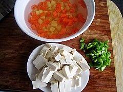 酱烧豆腐土豆丁的做法图解