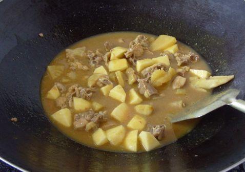 椰奶咖喱鸡块怎么做