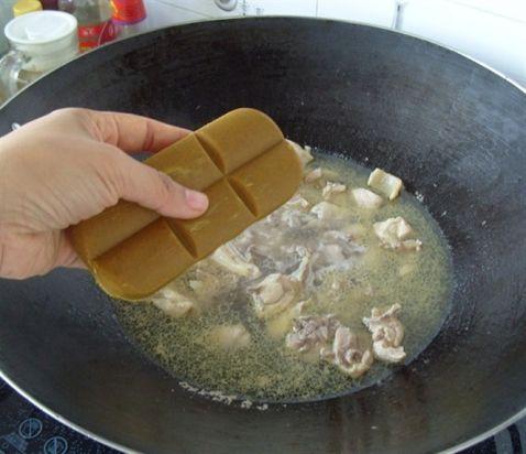 椰奶咖喱鸡块的家常做法