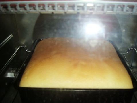 牛奶戚风蛋糕怎么煸