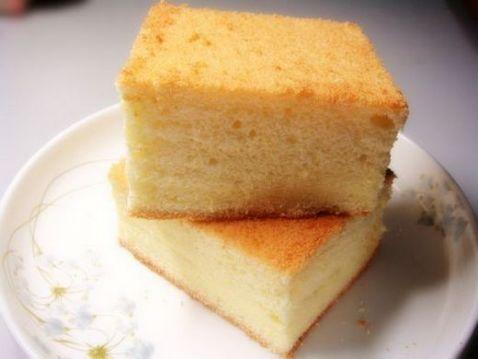 牛奶戚风蛋糕怎样煸