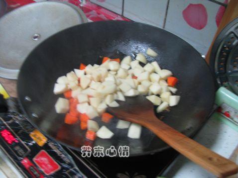 东北乱炖菜的简单做法