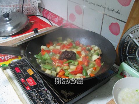 东北乱炖菜怎么煸
