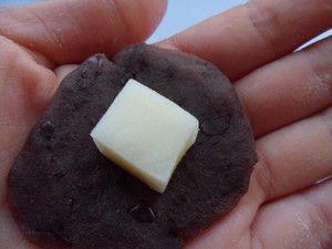 豆沙奶酪麻团的简单做法